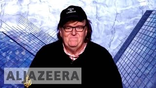 Michael Moore: Trump presidency a 'dangerous' risk - UpFront