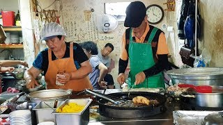 동묘 고기튀김 / Bibim-guksu / Gogi Twigim / Deep-fried Pork / Spicy Noodles / Korean Street Food /