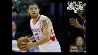 Houston Rockets Roster 2012-2013