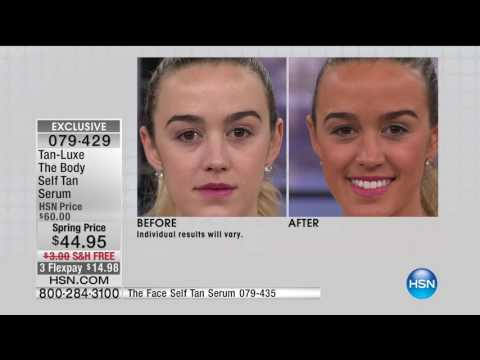 HSN | Tan-Luxe Beauty / Dr. Nassif Skincare 03.17.2017 - 02 AM