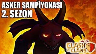 Asker Şampiyonası 2.SEZON BAŞLIYOR !!! (Asker Eşleşmeleri ve Kurallar) Clash of Clans