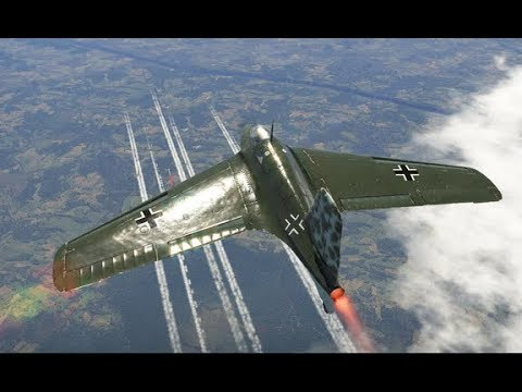 The Super Scary Messerschmitt Me 163 Komet - Classic Documentary Films
