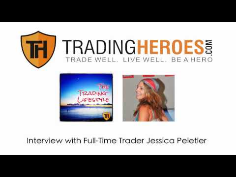TTL #2 // Full-Time Trader Interview - Jessica Peletier