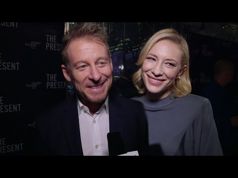 Cate Blanchett, Richard Roxburgh, and the Cast of The Present Celebrate a Chekhovian Opening Night