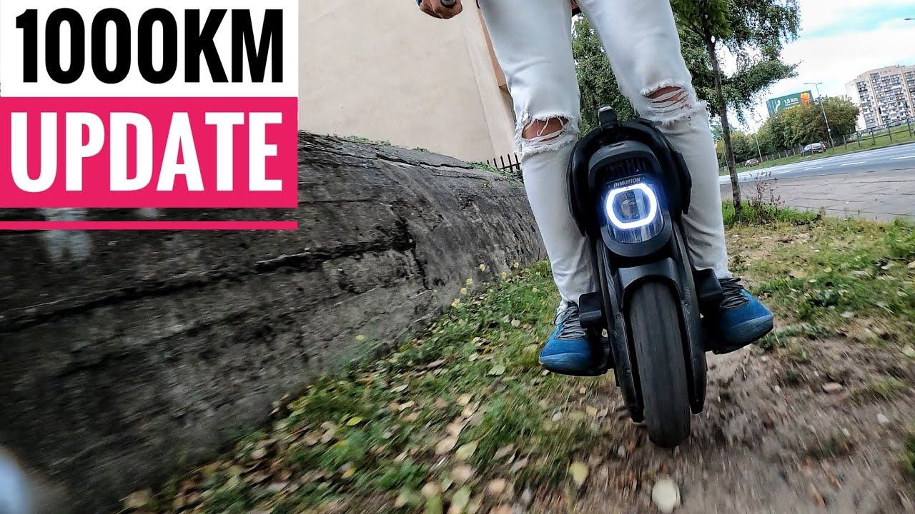 InMotion V11 1000km revisit and update video - Does the HYPE hold up?