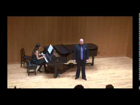 And so, goodbye!: A Doctoral Recital