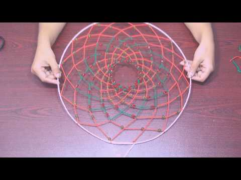 DIY Craft Dream Catcher || Make Yarn Wall Hanging || Room Amazing Decoration ideas