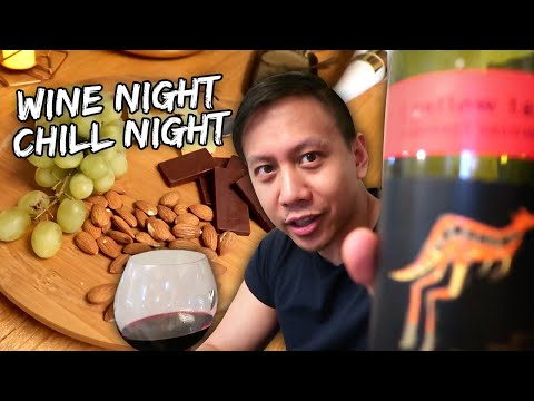 What To Drink With Filipino Wine?   Vlog #960