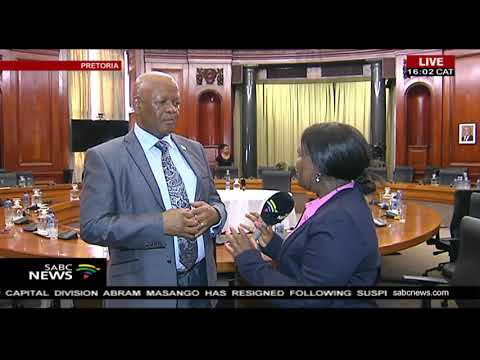 NDPP head interviews conclude, what next: Jeff Radebe