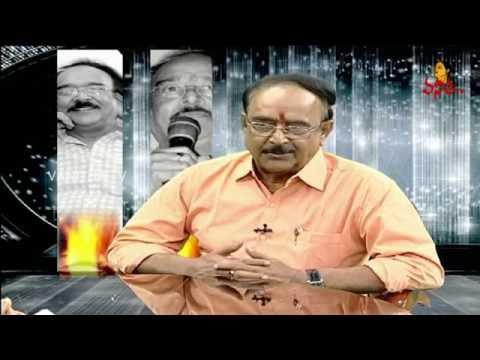 Paruchuri about his Assistant Directors Posani Krishna Murali & Veeru Potla || Vanitha TV
