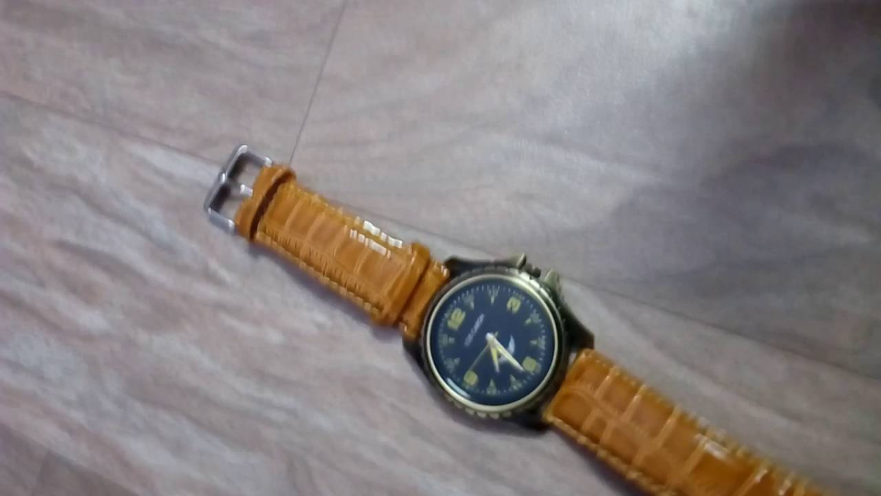 1655ce0ff06 unboxing of LOIS CARON wrist watch and review - YouTube