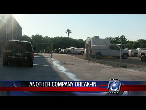 X-ray truck stolen from west side business