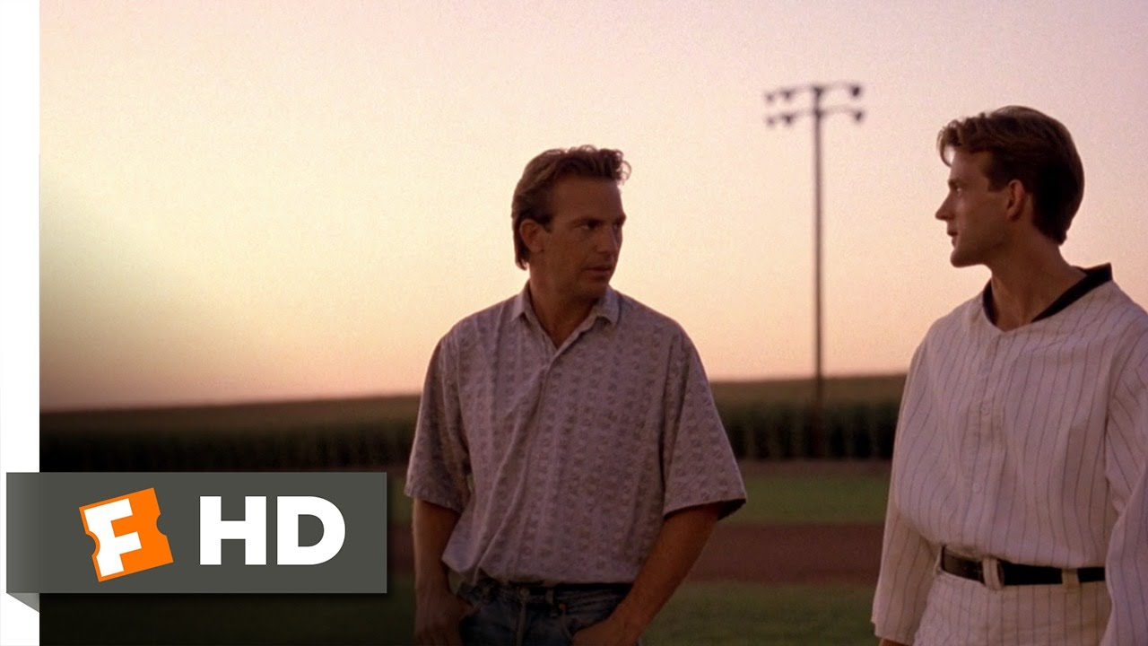 0ba55a1f2 A Catch With Dad - Field of Dreams (9/9) Movie CLIP (1989) HD - YouTube