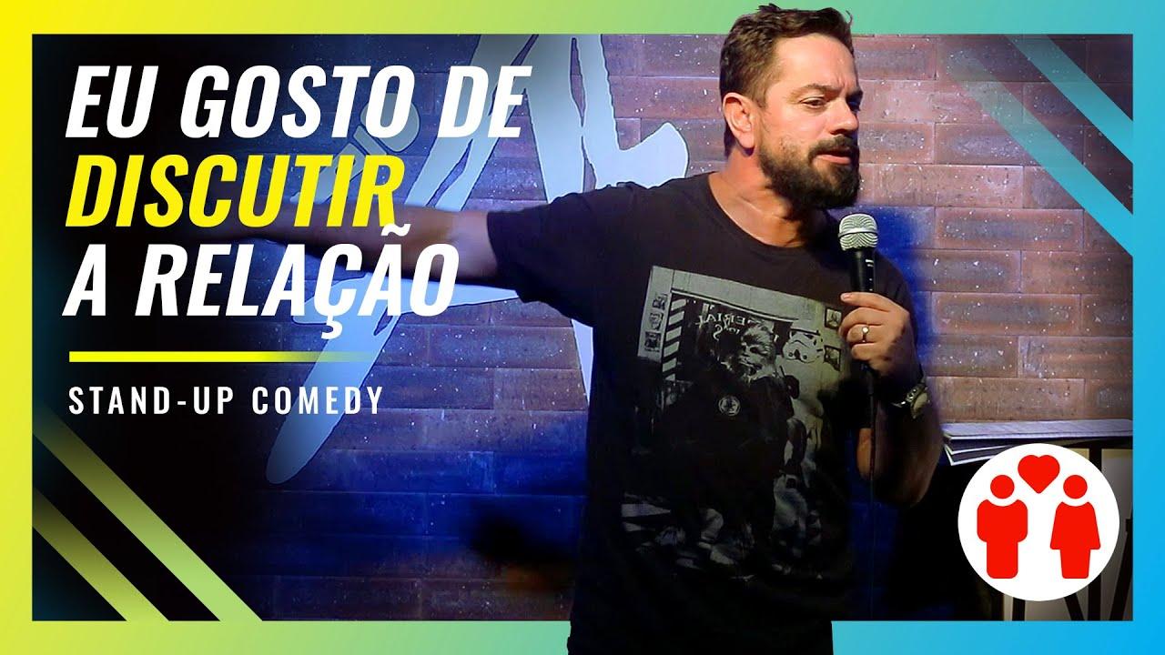 EU SOU  MULHER DA RELAÇÃO - ROGÉRIO VILELA | Stand up Comedy