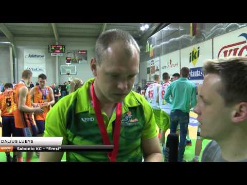 DelfiTV: MKL Olimpinės taurės finalo įspudžiai