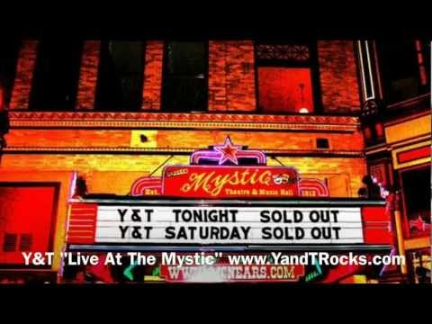 """Y&T """"Live At The Mystic"""" Promo - Official Video"""