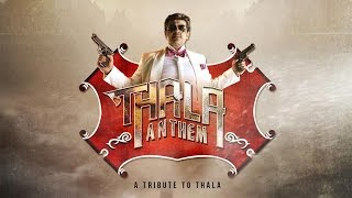 Thala Anthem | Happy Birthday Ajith | One Man Show | Trend Music