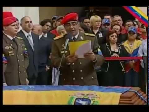 Reflexiones de las Cartas de Yare, por Miguel Rodríguez Torres ante el féretro de Hugo Chávez