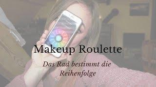 Makeup Roulette – das Rad bestimmt die Reihenfolge (Orginal Unlikely)