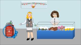 Истории госпожи Математики. История 2. Слагаемые в сумке с мороженым.