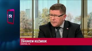 ZBIGNIEW KUZMIUK (PiS) - JEDYNY SUKCES TUSKA TO DOPROWADZENIE DO WYJŚCIA WIELKIEJ BRYTANII Z UE