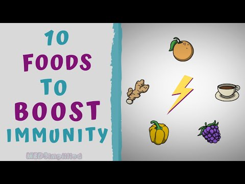 10 FOODS TO BOOST YOUR IMMUNITY HOW TO BOOST IMMUNITY NATURAL