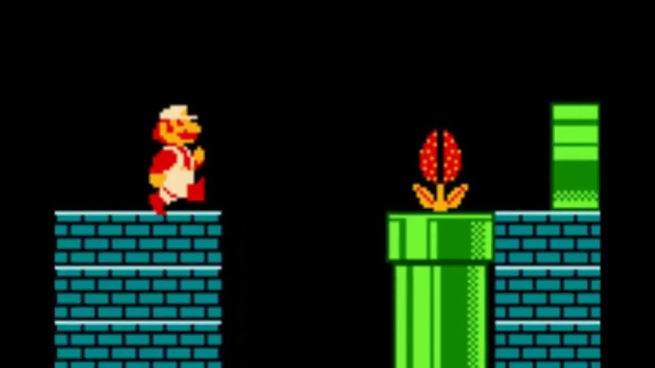 Game boy color super mario bros deluxe - Super Mario Bros Deluxe Gameboy Color Unused Level 7 World A 2 Warp Zone Curiosity