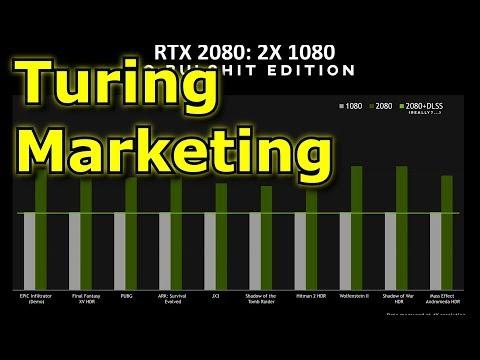 Nvidia Turing Marketing Survival Guide