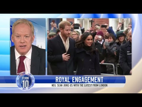 Download Youtube: A Royal Update: Meghan Markle Getting Formal Etiquette Training | Studio 10