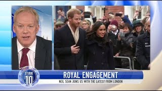 A Royal Update: Meghan Markle Getting Formal Etiquette Training | Studio 10