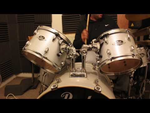 Devilman ft Badness Drum and Bass Father (Stickman Rhythms Drum Cover)