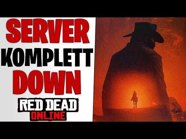 SERVER KOMPLETT DOWN - Bug Update & Zukunft | Red Dead Redemption 2 Online