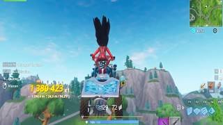 ! HOW to FLY IN QUAD ON FORTNITE BATTLE ROYAL AND GLITCH ALLER MAP DE DEPART!