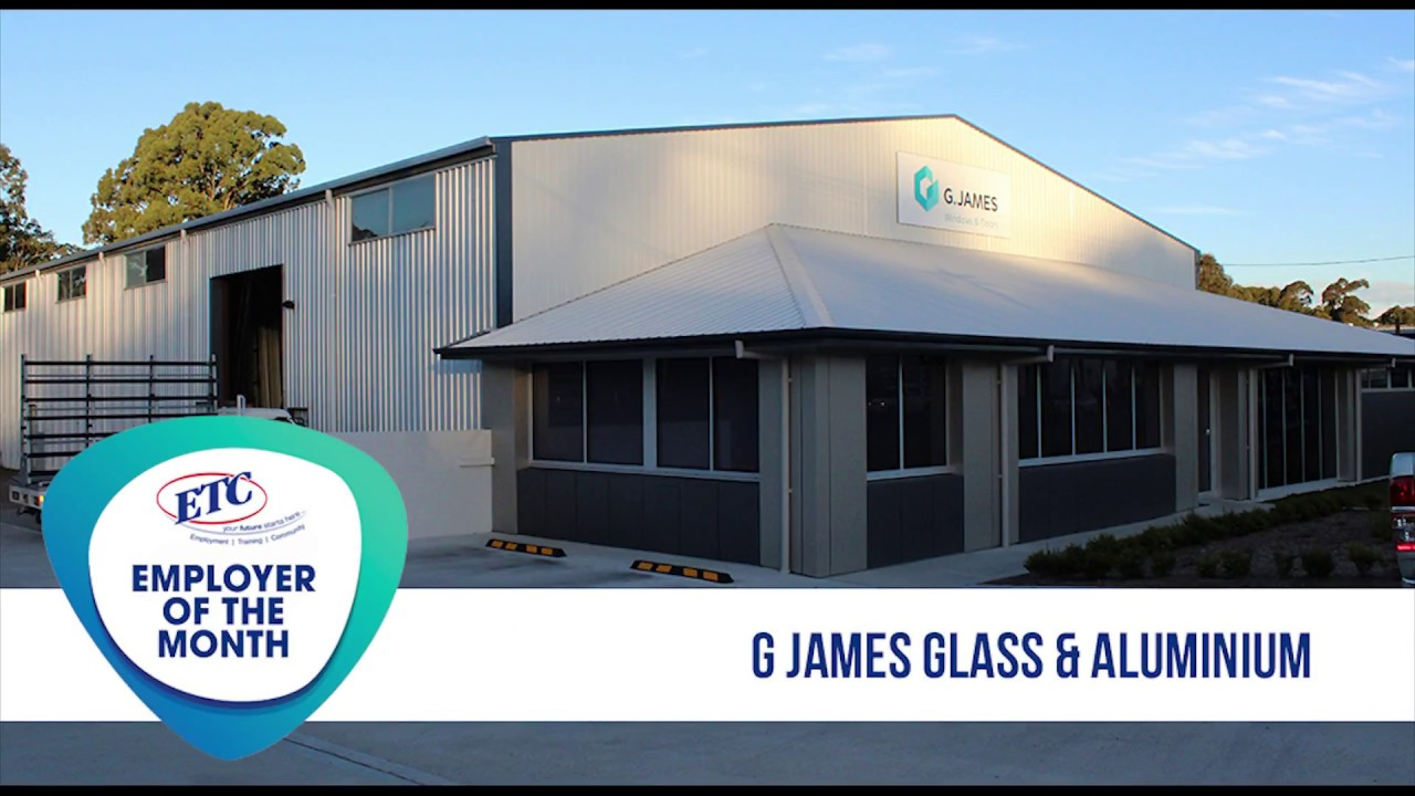 G James Glass And Aluminum Townsville - Glass Designs