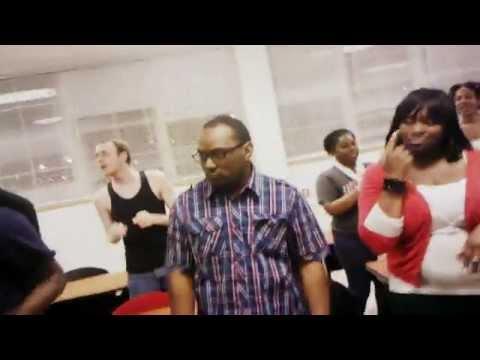 Preashea Hilliard~All For You (JSU Gospel Choir)