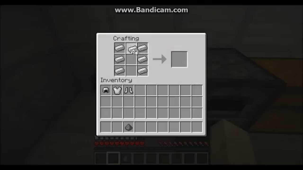 How to make Iron Ingot in Minecraft