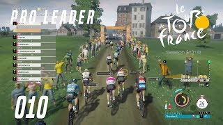 Tour de France 2018 Pro Leader [PS4] #010 - Livestream mit Paris Roubaix - Let