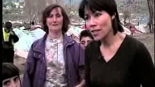 Ann Curry in Kosovo (4/7/99)