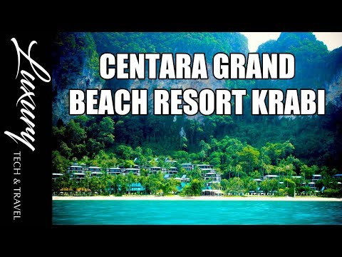 Centara Grand Beach Resort And Villas Krabi Thailand