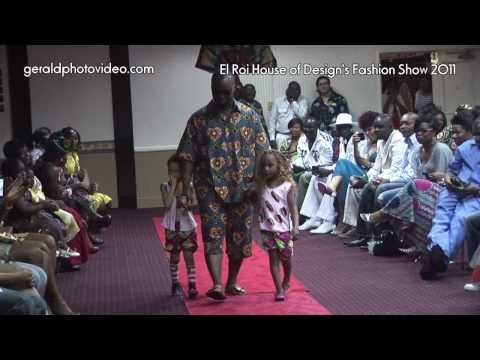 El Roi House of Design's Fashion Show 2011 Feat. Sexy Togolais/African