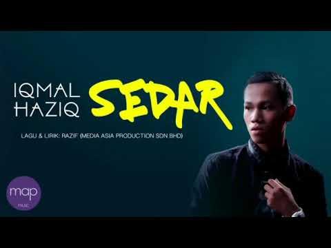 Sedar  Iqmal Haziq karaoke tanpa Vokal