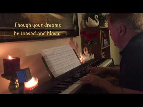 You'll Never Walk Alone (Piano with Lyrics)