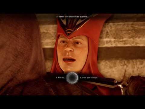 Dragon Age Inquisition - Leliana mata a Natalie