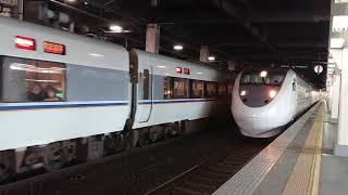 683系8000番台 特急かがり火号 金沢駅