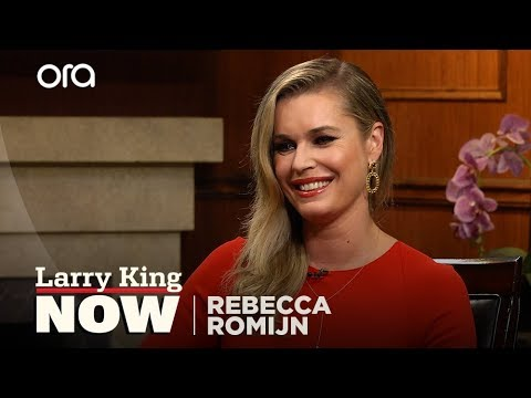 If You Only Knew: Rebecca Romijn