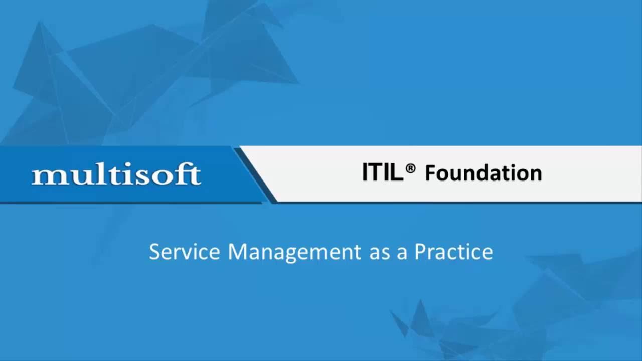 Service management as a practice itil foundation training video service management as a practice itil foundation training video xflitez Image collections