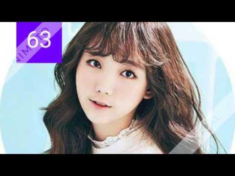 100 Most Beautiful Kpop Idols 2017 Most Pick Youtube