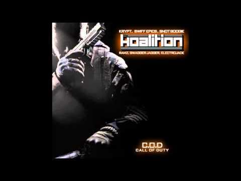 08 - C.O.D (Snot Boogie, Krypt, Swiff Epics, Swagger Jagger, Ramz & ElectroJade)