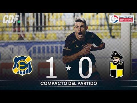 Everton Chile Coquimbo Goals And Highlights