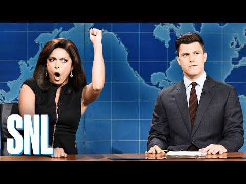Weekend Update: Jeanine Pirro - SNL